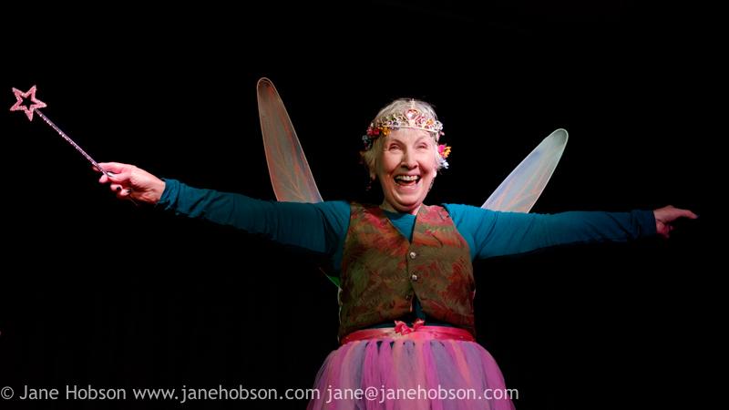 Dame June/Fairy Bessie